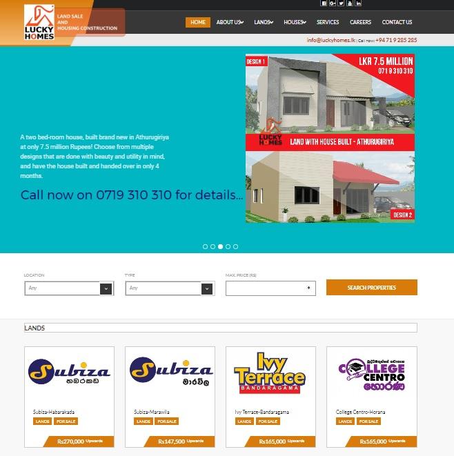 web design in SriLanka