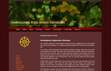 Ambulgama Viharaya